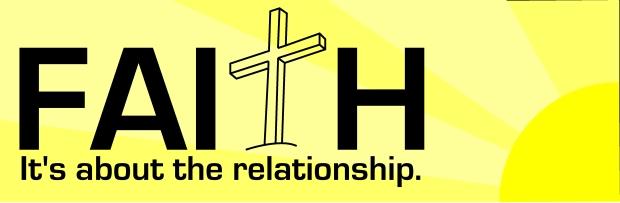 Faith Header