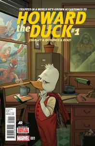 Howard the Duck #1 by Marvel Comics