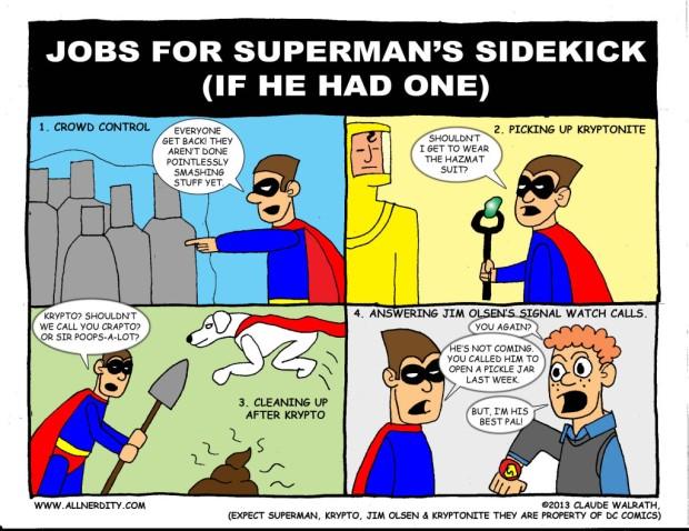 jobsforsupermanssidekick